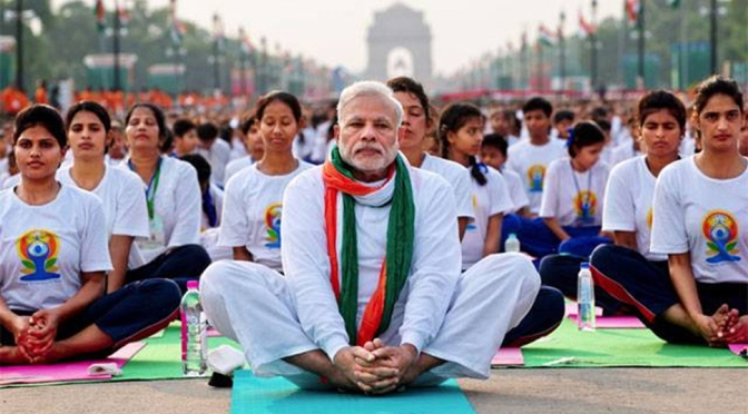 Yoga Day Live Updates: 40,000 join PM Modi in Ranchi, 300 camps in Delhi, President Kovind dresses up in comfy t-shirt, tracks