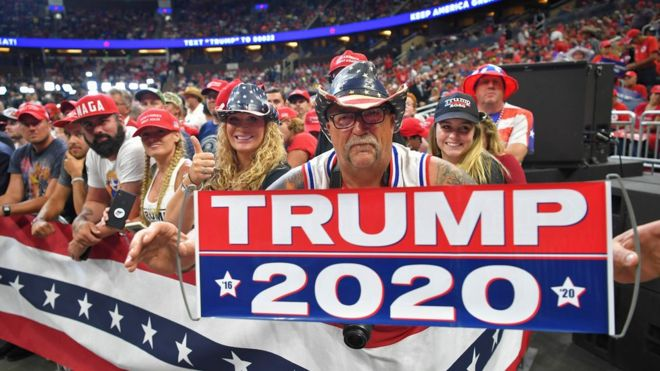 Florida supporters on why they want Trump to win in 2020