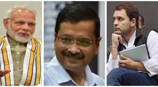 Delhi Assembly Election: What is at stake for Arvind Kejriwal, PM Modi and Rahul Gandhi?
