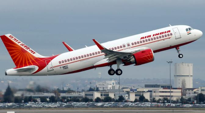 Air India Delhi-Moscow Flight Returns As Pilot Has COVID, Probe Ordered