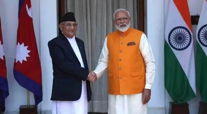 India - Nepal