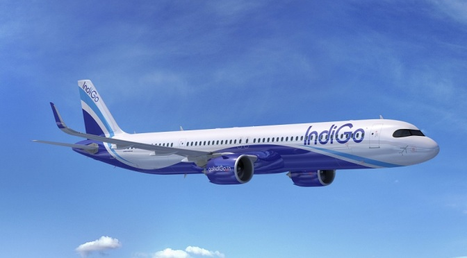 Coronavirus: India's biggest airline IndiGo to cut 10% of staff
