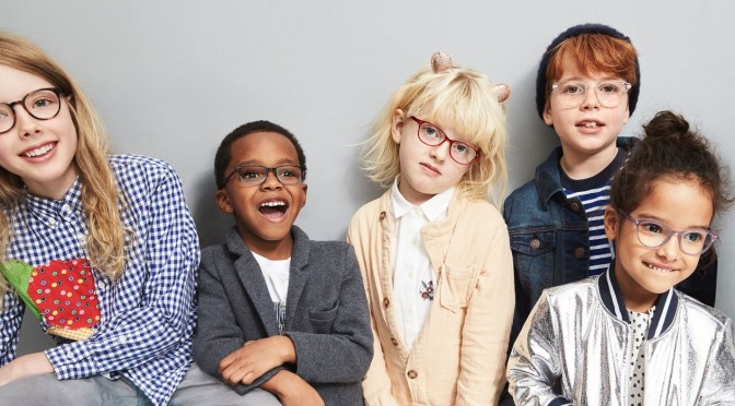 7 Superb Eyeglasses for Your Kids