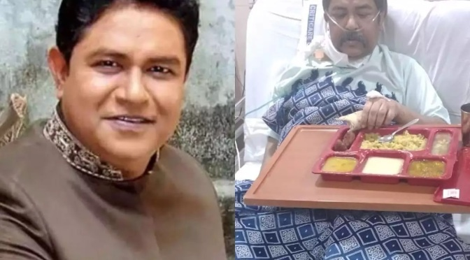 Actor Ashiesh Roy, Star Of Sasural Simar Ka, Dies At 55