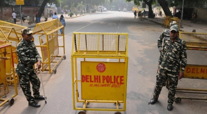 After Anti-Muslim Slogans At Delhi Rally, 5 Suspects In Police Custody
