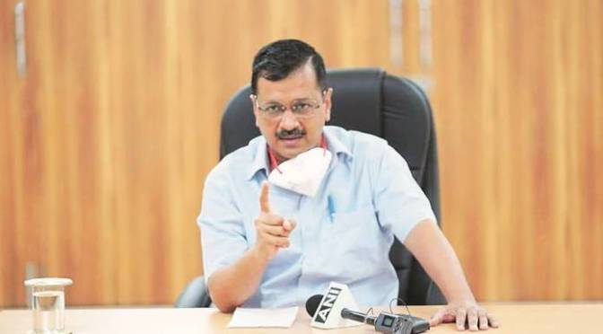 Kejriwal to launch 'faceless' transport services today in Delhi. Check details