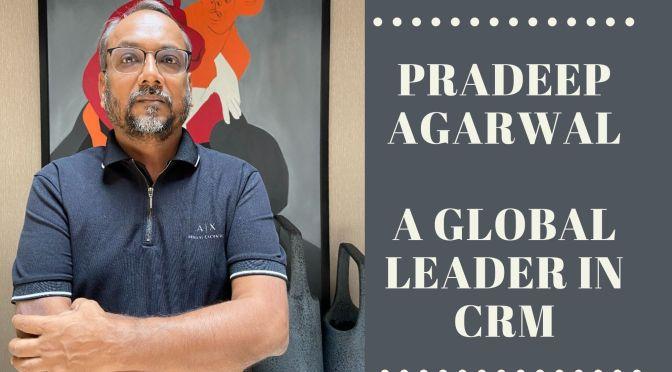 Pradeep Agarwal: Data Science is a Vital Asset for Companies' Growth